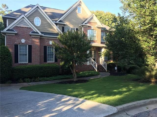 33 Clubview Place, Dallas, GA 30157 (MLS #6765208) :: Todd Lemoine Team