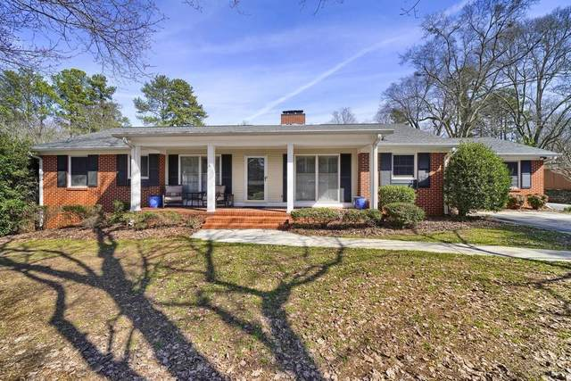 165 Shadburn Ferry Road, Buford, GA 30518 (MLS #6765222) :: RE/MAX Prestige
