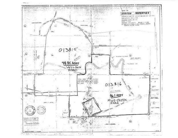 0 Mud Creek Road, Temple, GA 30179 (MLS #6765249) :: RE/MAX Paramount Properties