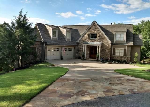 23 Signal Mountain Drive, Cartersville, GA 30121 (MLS #6765257) :: Oliver & Associates Realty