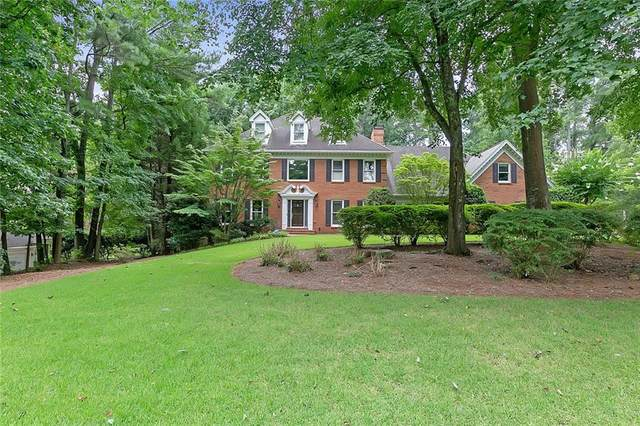 5129 Chedworth Drive, Stone Mountain, GA 30087 (MLS #6765261) :: The Heyl Group at Keller Williams