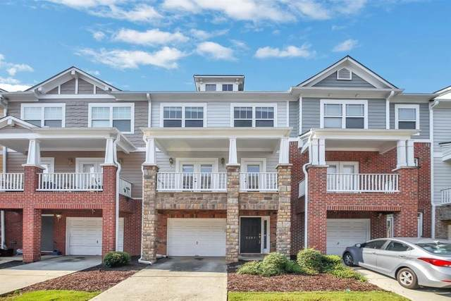 3307 Regatta Grove #3307, Alpharetta, GA 30004 (MLS #6765262) :: North Atlanta Home Team