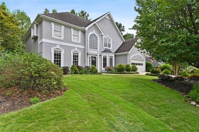 155 Highland Glen Court, Alpharetta, GA 30005 (MLS #6765336) :: Kennesaw Life Real Estate