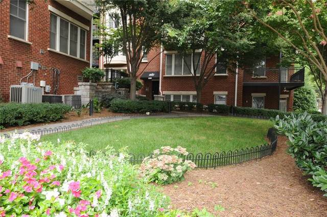 850 Piedmont Avenue NE #1303, Atlanta, GA 30308 (MLS #6765354) :: The Zac Team @ RE/MAX Metro Atlanta