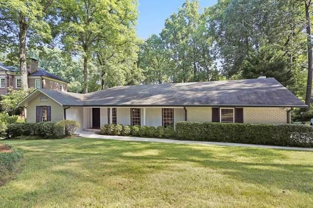 1040 Carter Drive NE, Atlanta, GA 30319 (MLS #6765370) :: North Atlanta Home Team