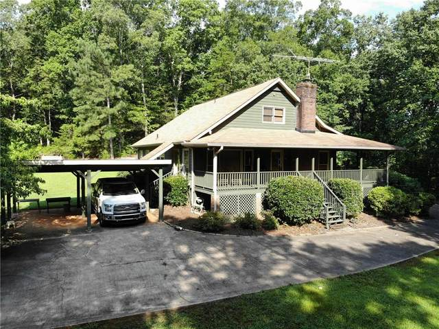 485 Grant Road W, Dawsonville, GA 30534 (MLS #6765391) :: The Heyl Group at Keller Williams