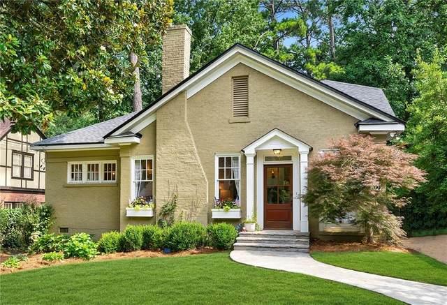 700 Cumberland Circle NE, Atlanta, GA 30306 (MLS #6765392) :: The Heyl Group at Keller Williams