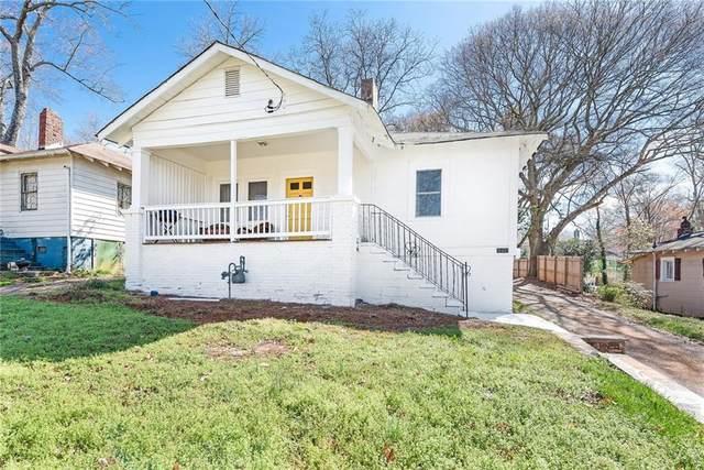 1633 Woodbine Avenue NE, Atlanta, GA 30317 (MLS #6765401) :: RE/MAX Prestige
