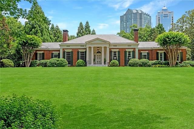 2959 Andrews Drive NW, Atlanta, GA 30305 (MLS #6765406) :: Oliver & Associates Realty