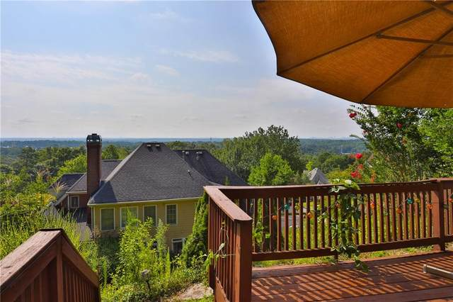 783 Oak Trail Drive, Marietta, GA 30062 (MLS #6765418) :: The Cowan Connection Team