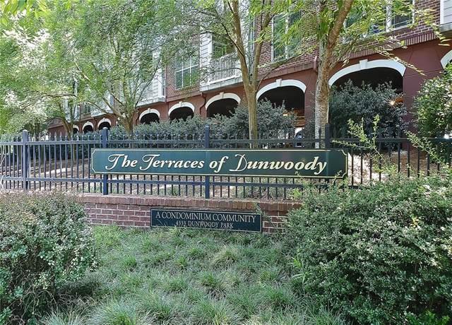 4333 Dunwoody Park #1109, Dunwoody, GA 30338 (MLS #6765424) :: RE/MAX Paramount Properties