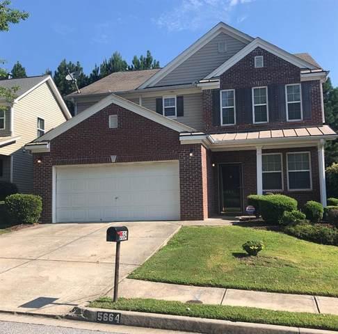 5664 Sable Way, Atlanta, GA 30349 (MLS #6765429) :: The Heyl Group at Keller Williams
