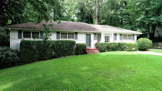 1252 Dunwoody Lane NE, Brookhaven, GA 30319 (MLS #6765430) :: North Atlanta Home Team