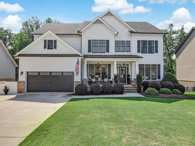 4765 Fairways Lane, Jefferson, GA 30549 (MLS #6765467) :: North Atlanta Home Team