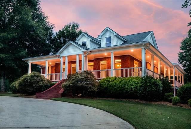 607 Coots Lake Road, Rockmart, GA 30153 (MLS #6765481) :: North Atlanta Home Team