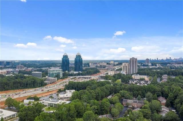 323 The Chace NE, Atlanta, GA 30328 (MLS #6765482) :: The Hinsons - Mike Hinson & Harriet Hinson