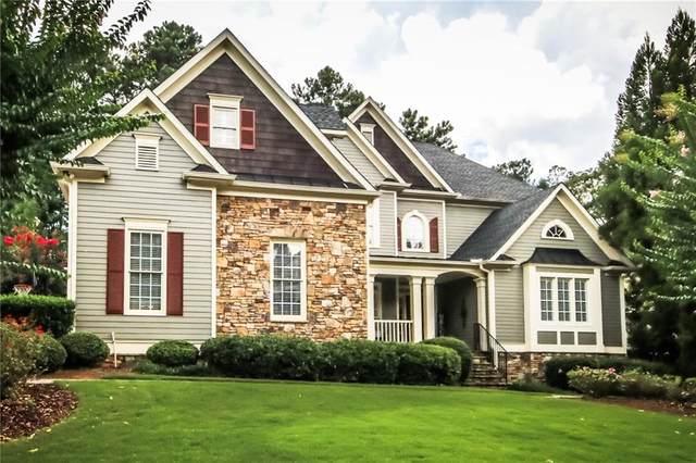 963 Kinghorn Drive NW, Kennesaw, GA 30152 (MLS #6765506) :: North Atlanta Home Team