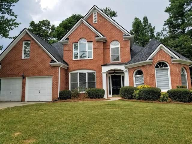 3037 Fairhaven Ridge NW, Kennesaw, GA 30144 (MLS #6765507) :: North Atlanta Home Team