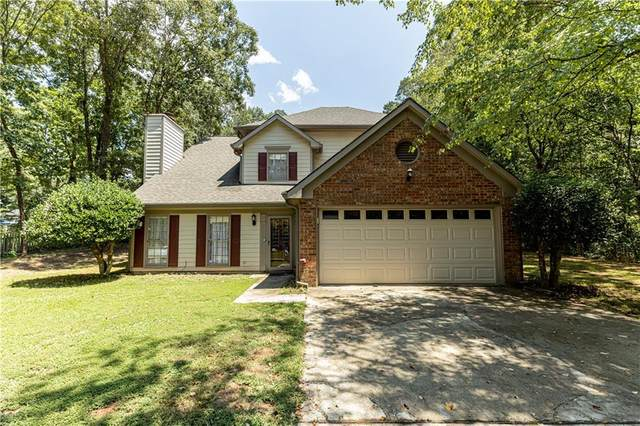 903 Clearbrook Course SW, Marietta, GA 30064 (MLS #6765511) :: The Zac Team @ RE/MAX Metro Atlanta