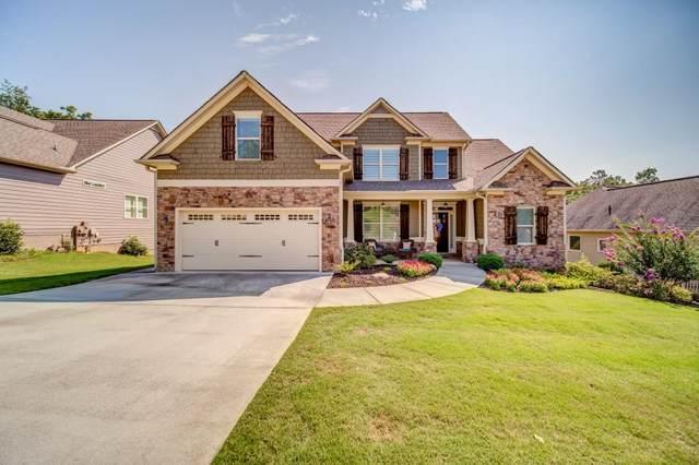 106 N Mountain Brooke Drive, Ball Ground, GA 30107 (MLS #6765550) :: North Atlanta Home Team
