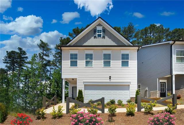 1552 Spring Hollow Way, Stone Mountain, GA 30083 (MLS #6765558) :: The Hinsons - Mike Hinson & Harriet Hinson