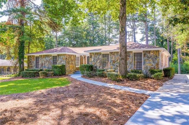 241 Pioneer Trail, Marietta, GA 30068 (MLS #6765571) :: The Cowan Connection Team