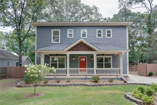 3296 Elm Street, College Park, GA 30337 (MLS #6765590) :: Good Living Real Estate