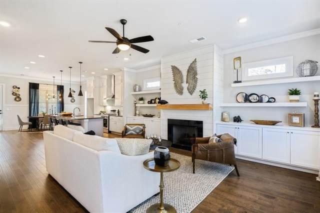 219 Napa Drive #7, Woodstock, GA 30188 (MLS #6765594) :: Good Living Real Estate