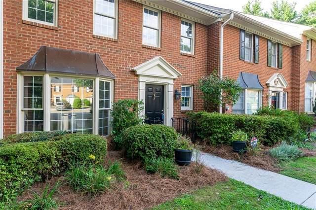 7921 Briar Villa Place, Atlanta, GA 30350 (MLS #6765611) :: North Atlanta Home Team