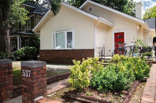 537 East Avenue NE, Atlanta, GA 30312 (MLS #6765623) :: Oliver & Associates Realty
