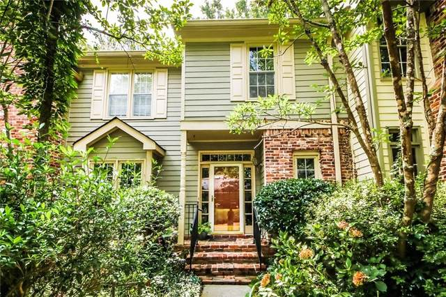 256 Riverview Trail, Roswell, GA 30075 (MLS #6765630) :: RE/MAX Paramount Properties