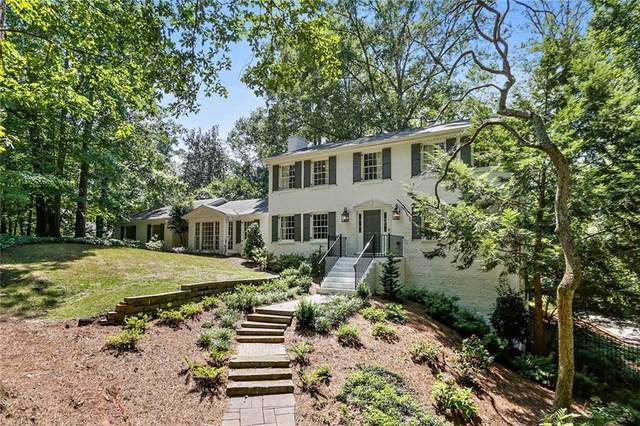 5200 High Point Road, Atlanta, GA 30342 (MLS #6765638) :: The Zac Team @ RE/MAX Metro Atlanta