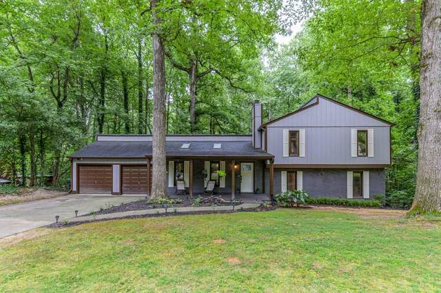 120 Hunting Creek Drive, Marietta, GA 30068 (MLS #6765659) :: The Cowan Connection Team