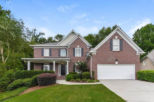 4669 Ashford Club Drive, Dunwoody, GA 30338 (MLS #6765660) :: Thomas Ramon Realty