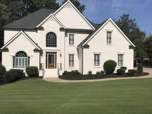 1367 Winborn Circle NW, Kennesaw, GA 30152 (MLS #6765662) :: North Atlanta Home Team