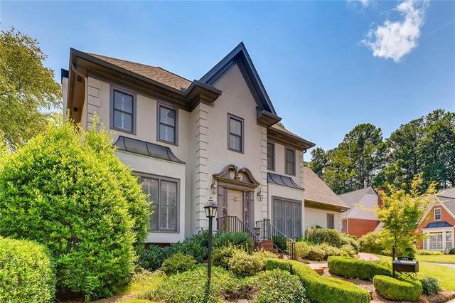 1959 Chartridge Court, Dunwoody, GA 30338 (MLS #6765667) :: Thomas Ramon Realty
