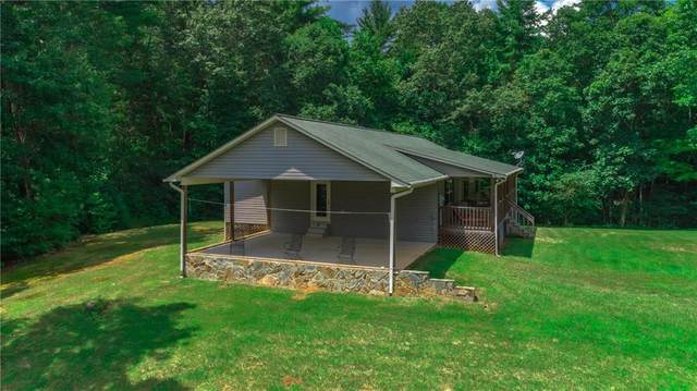 1132 Hells Hollow Road, Blue Ridge, GA 30513 (MLS #6765680) :: RE/MAX Paramount Properties