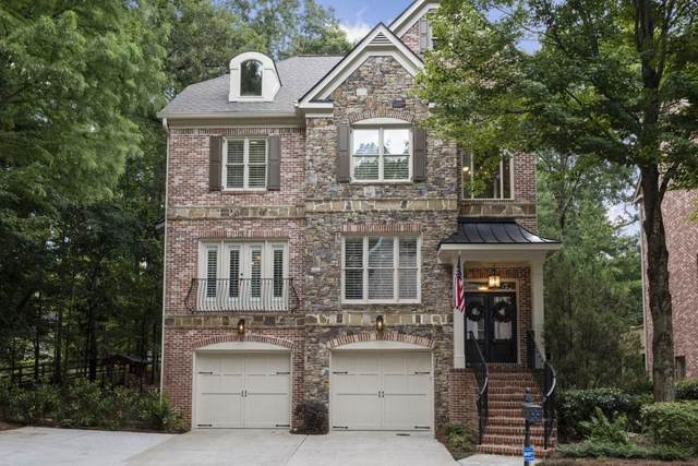 1021 Madeline Lane, Sandy Springs, GA 30350 (MLS #6765766) :: RE/MAX Paramount Properties
