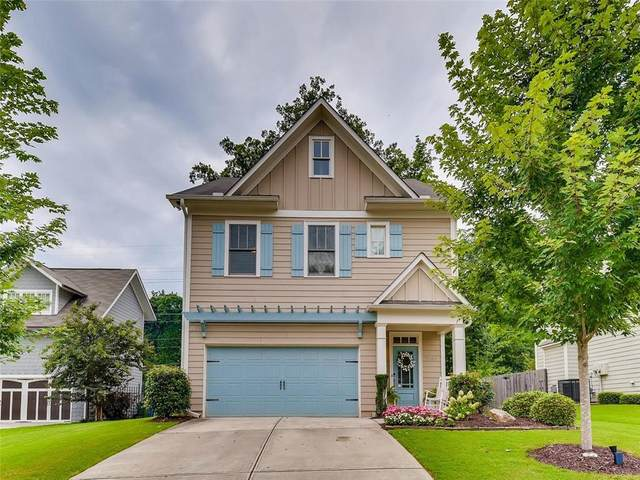 2180 Collins Ridge Drive NW, Atlanta, GA 30318 (MLS #6765804) :: RE/MAX Paramount Properties