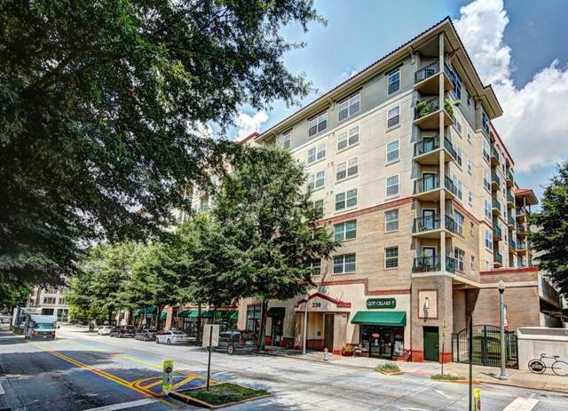 230 E Ponce De Leon Avenue #105, Decatur, GA 30030 (MLS #6765823) :: RE/MAX Paramount Properties