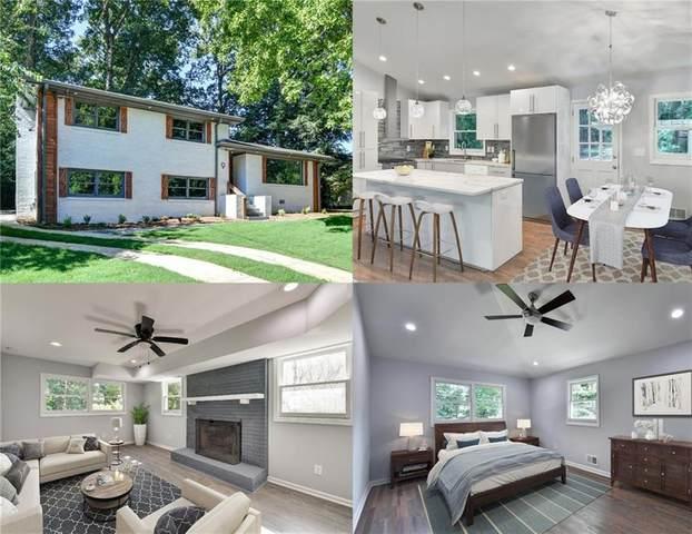 9 Wiltshire Drive, Avondale Estates, GA 30002 (MLS #6765904) :: North Atlanta Home Team