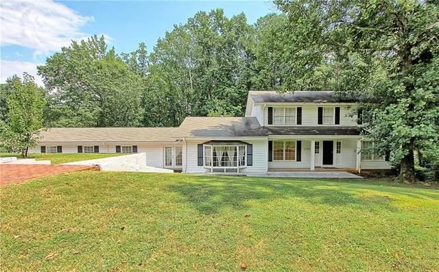 2730 Fieldstone Drive SE, Conyers, GA 30013 (MLS #6765936) :: RE/MAX Prestige