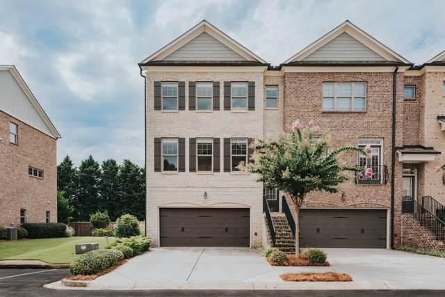 1586 Cambridge Place, Marietta, GA 30062 (MLS #6765944) :: Kennesaw Life Real Estate