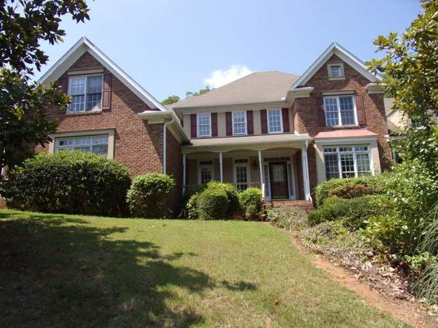 3890 Stone Lakes Drive NW, Kennesaw, GA 30152 (MLS #6765945) :: The Cowan Connection Team