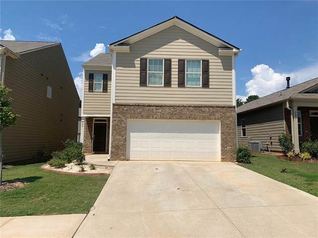 285 Ivey Hollow Circle, Dawsonville, GA 30534 (MLS #6765966) :: The Heyl Group at Keller Williams