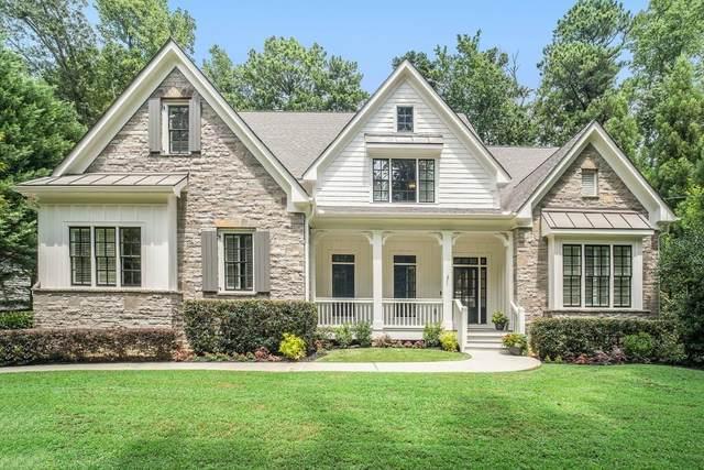 294 Land O Lakes Court, Atlanta, GA 30342 (MLS #6765984) :: RE/MAX Paramount Properties