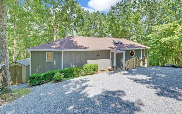 167 S Twin Oaks Drive, Ellijay, GA 30540 (MLS #6765985) :: Good Living Real Estate