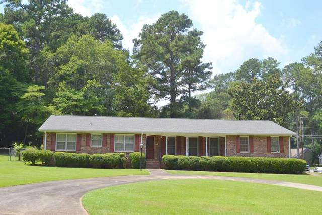 401 Burke Circle, Mcdonough, GA 30253 (MLS #6765989) :: North Atlanta Home Team