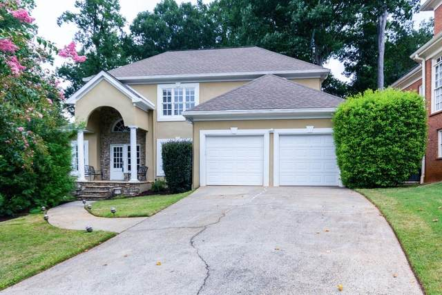 535 Fountain Oaks Way, Sandy Springs, GA 30342 (MLS #6766009) :: RE/MAX Paramount Properties
