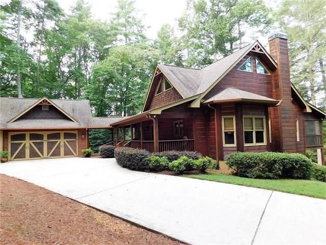 687 Nimblewill Creek Road, Dahlonega, GA 30533 (MLS #6766033) :: The Heyl Group at Keller Williams